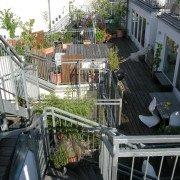 Terrassengestaltung und Dachbegrünung