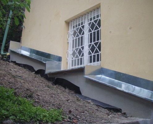 Villa saniert von Ecowork als Generalunternehmer