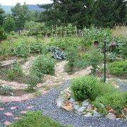 Bauerngärten mit Gemüsebeeten anlegen