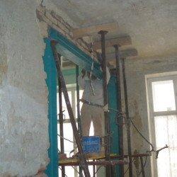 Statik Durchbruch in tragendes Mauerwerk