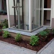 Anspruchsvolle Gestaltung von Außenanlagen