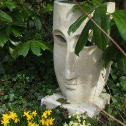 Frostsichere Skulpturen