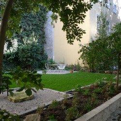 Urban Gardening in Wiener innenhöfen