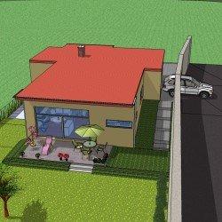 Schritt 1 Planung der Gebäudehülle