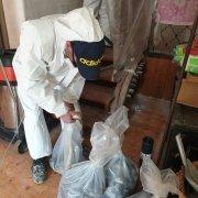 Asbest als gefährlicher Sondermüll
