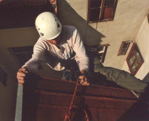 Arbeitsschutz als oberstes Gebot