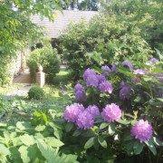Moorbeet im Bauerngarten