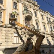 Restaurierung Historischer Fassaden