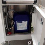 automatisierte Vernebelung von Desinfektionsmitteln