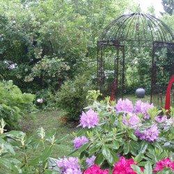 Gartengestaltung nach englischem Muster