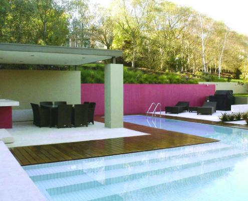 Poolgestaltung - Stille Wasserflächen