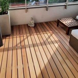 Terrassen- und Balkonb´gestasltung mit Holz