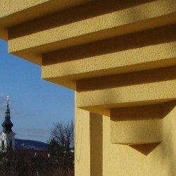 Vollwärmeschutz mit Erhalt der historischen Fassade