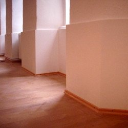 Kalziumsilikatplatten als innendämmung nach Mauertrockenlegung