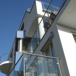 Zweifamilienhaus in Niedrigenergiebauweise