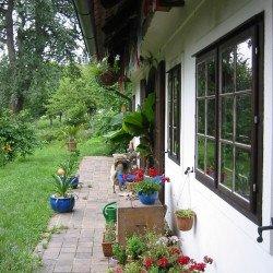 Platzgestaltung für Bauerngärten