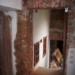 Rettung historischer Bausubstanz bei Hausschwammbefall