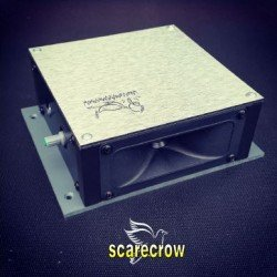 Ultraschall zum Schutz der Vollwärmeschutzfassade