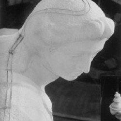 Taubenschutz von Denkmälern und Skulpturen