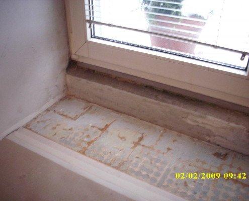 Untergrund für Foamglas