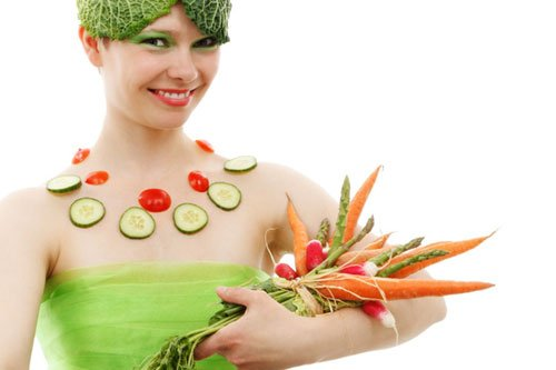 Obst und Gemüsegarten mitten in der Stadt