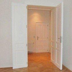 Wohnunssanierung - Parketten und Jassettentüren