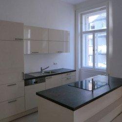 Küche bei Wohnungsübergabe